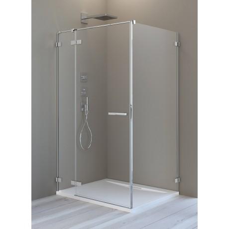 Kabina kwadratowa Radaway Arta KDJ II 80x80x200 szkło przejrzyste, wersja lewa