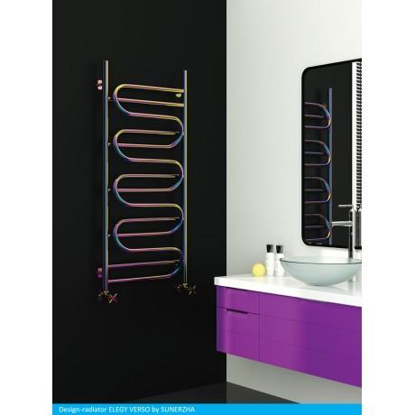 Grzejnik łazienkowy Elegy Verso 120x50 kameleon SUNERZHA