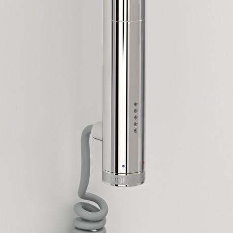 Złoty grzejnik elektryczny Epatage 80x60,5 Sunerzha