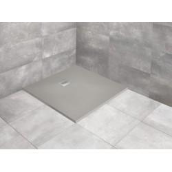 Brodzik kwadratowy Kyntos C 100x100 Radaway cementowy