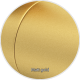 Grzejnik łazienkowy Bohemia ARC 100x50 matowe złoto SUNERZHA