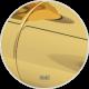 Grzejnik elektryczny Nuance 120x8,5 Sunerzha złoty