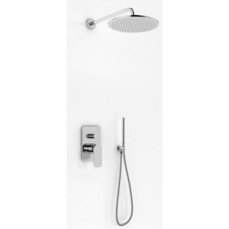 Zestaw prysznicowy podtynkowy Wexpo KOHLMAN QW210WR25