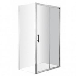 Deante Cynia Drzwi wnękowe przesuwne 120x200 cm