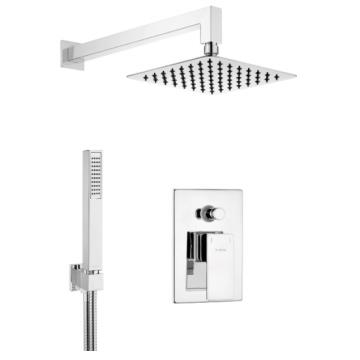 Zestaw prysznicowy podtynkowy Anemon Deante NAC09AP