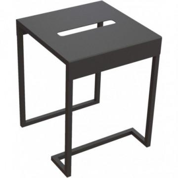 Taboret - stolik łazienkowy Mokko Deante ADMN51T