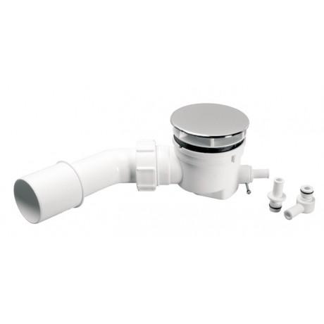 Syfon brodzikowy McAlpine HC252588-ST chrom