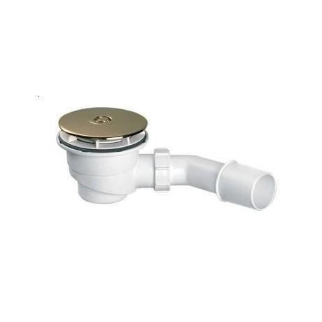 Syfon brodzikowy McAlpine HC27-GP złoty