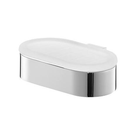 Mydelniczka BISK Futura silver chrom 02982