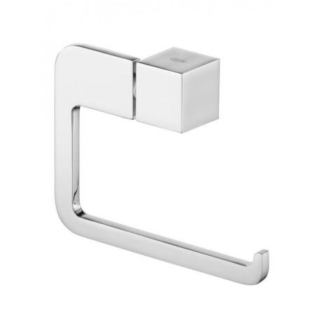 Uchwyt wc BISK Futura silver chrom 02990