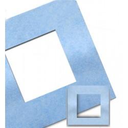 Mankiet uszczelniający kwadratowy Kesmet 15x15 cm