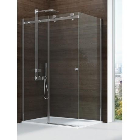 Kabina prysznicowa New Trendy Diora 100x90x190 szkło czyste