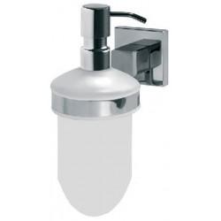 Dozownik mydła z uchwytem  BISK Arktic 01476 / chrom