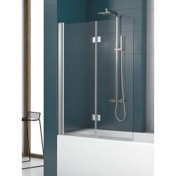 Parawan nawannowy New Trendy Ikari 100x140 szkło czyste