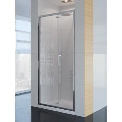 Drzwi prysznicowe New Trendy Alta 80x195 szkło czyste