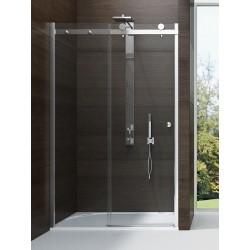 Drzwi prysznicowe New Trendy Diora 120x190 szkło czyste
