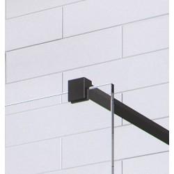 Kabina Radaway Modo New Black I 120x200 szkło przejrzyste