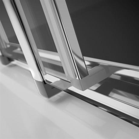 Drzwi prysznicowe Radaway Evo DW 85x200 szkło przejrzyste
