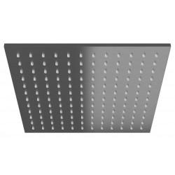 Deszczownica kwadratowa 30x30 Experience Gray KOHLMAN Q30EG