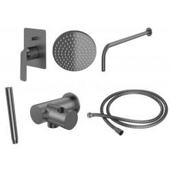 Zestaw prysznicowy Experience Gray KOHLMAN QW210EGR25