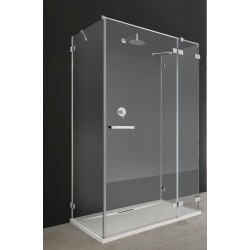 Kabina kwadratowa Radaway Euphoria KDJ+S 90x90x200 prawa, szkło przejrzyste