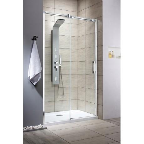Drzwi wnękowe Radaway Espera DWJ 100x200 lewe, szkło przejrzyste