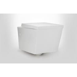 Miska WC wisząca ceramiczna Massi INGLO 36x55 cm