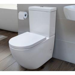 Kompakt WC ceramiczny Massi DECOS 38x68 cm