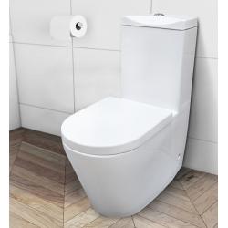 Kompakt WC ceramiczny Massi LOCA 34x69 cm