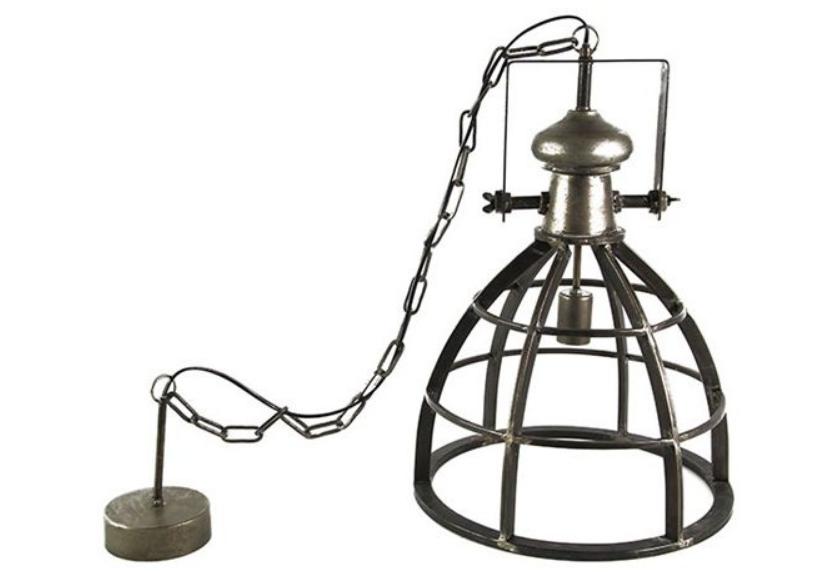 Lampa industrialna mała wisząca
