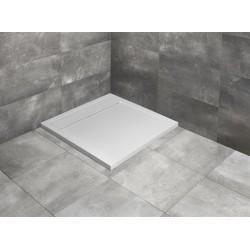Brodzik kwadratowy Teos C 80x80 biały Radaway
