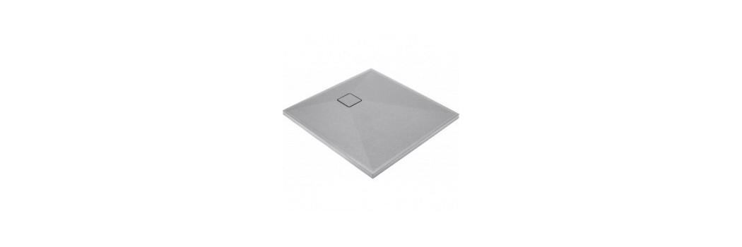 Brodziki kwadratowe - brodziki prysznicowe | Era Łazienki