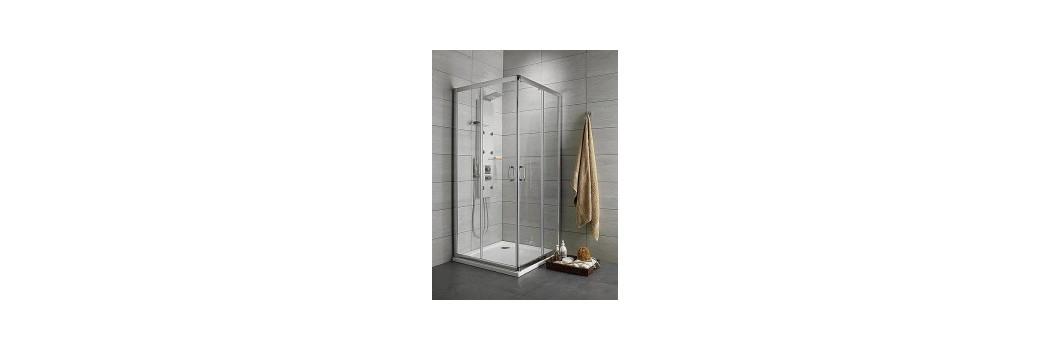 Kabiny prysznicowe prostokątne   Era Łazienki