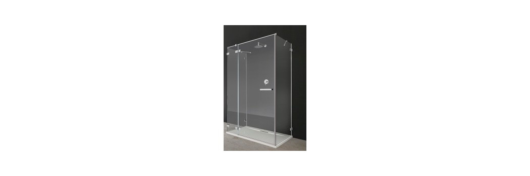 Kabiny prysznicowe przyścienne | Era Łazienki