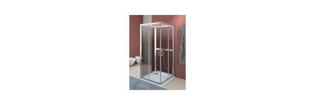 Kabiny prysznicowe wolnostojące | Era Łazienki